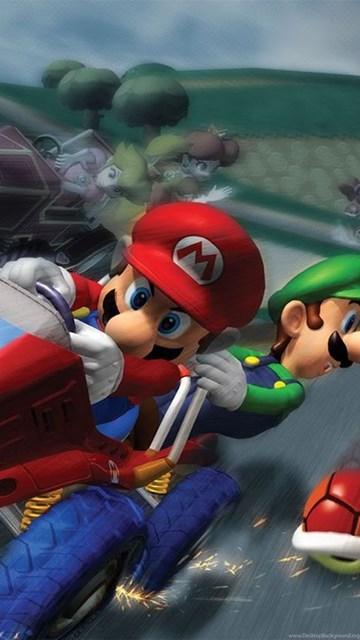 Mario Kart Double Dash Mario Kart Wallpapers 5611074 Fanpop Desktop Background