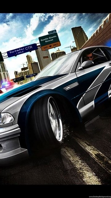 Need For Speed Most Wanted Wallpapers Bmw Desktop Background