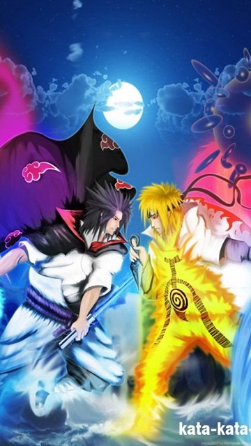 Gambar Wallpapers Animasi Keren Naruto Shippuden Terbaru Kata Desktop Background