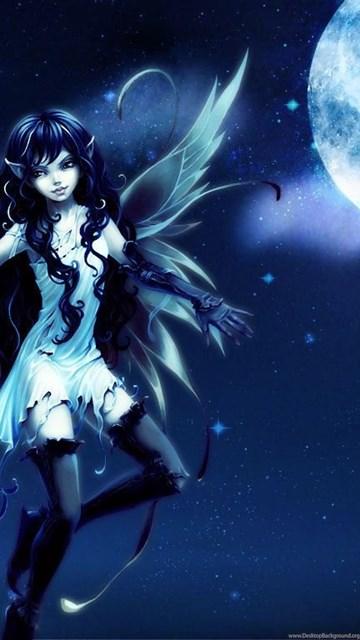 Dark angel anime wallpapers hd desktop background - Dark angel anime wallpaper ...