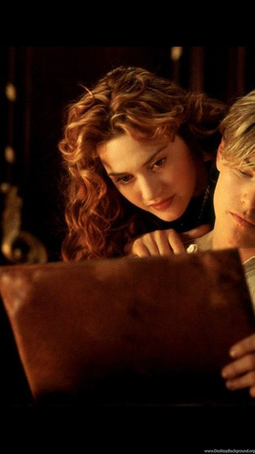 Titanic Romantic Scene Jack And Rose Hd Wallpapers Desktop Background