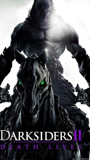 horseman in darksiders 2 wallpapers desktop background