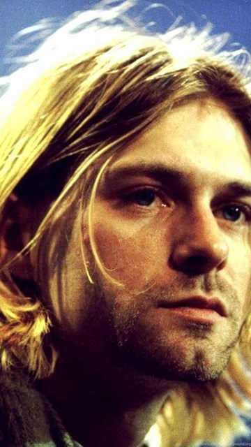 Nirvana Wallpapers Desktop Backgrounds Kurt Cobain