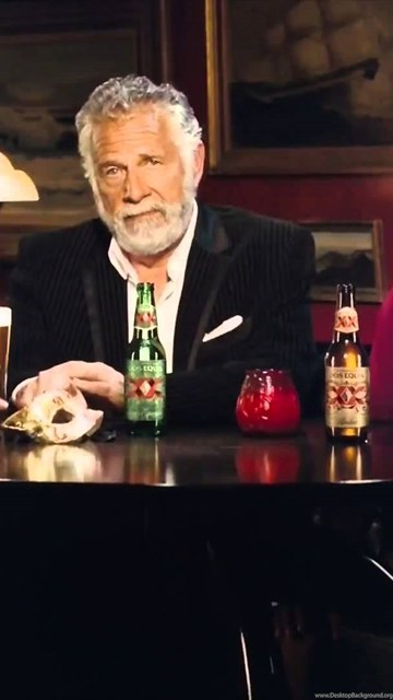 dos equis the most interesting man in the world masquerade