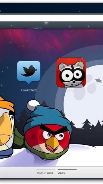 Angry Birds Google Chrome Themes Desktop Background