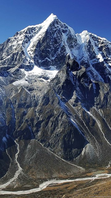 Mount Everest HD Wallpaper, Mount Everest Photos Desktop Background