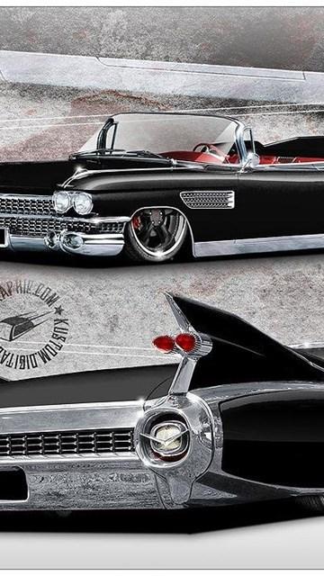 59 cadillac eldorado lowrider by bi christ on deviantart desktop Cadillac Lowrider Cars popular