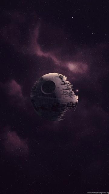 482721 star wars death star artwork space purple wallpapers