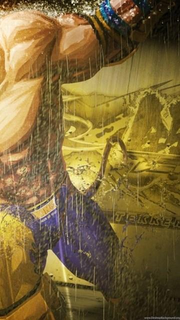 King In Tekken Hd Desktop Wallpapers High Definition