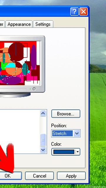 How To Create Your Own Desktop Backgrounds With Microsoft