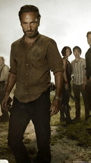 1366x768 The Walking Dead Season 2 Cast Desktop Pc And Mac