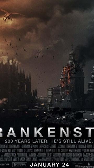 I Frankenstein 2014 Poster Movie Wallpaper Hd Backgroundsjpg