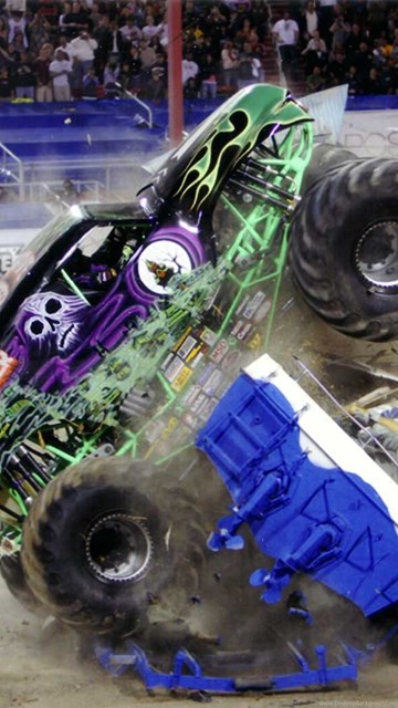 Monster Trucks Grave Digger Wallpapers Desktop Background