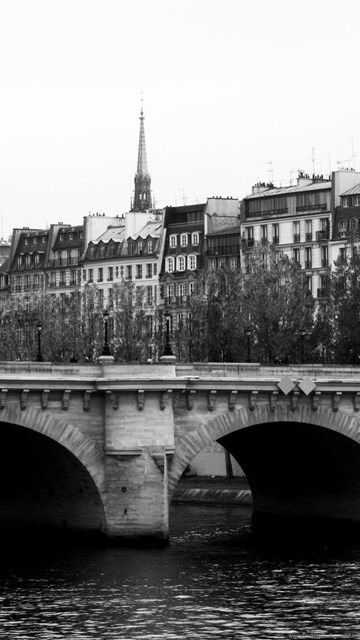 Paris Wallpapers Black And White 1587181 Desktop Background