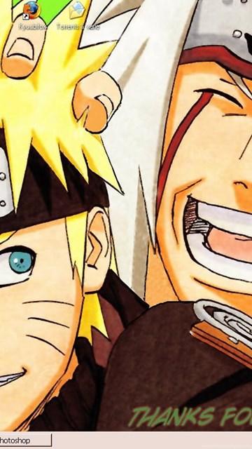 Naruto Y Jiraiya Wallpapers Desktop Background
