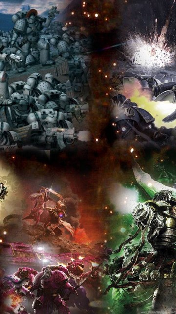 Horus Heresy Warhammer 40k Board Game Sci Fi Wallpapers Desktop Background