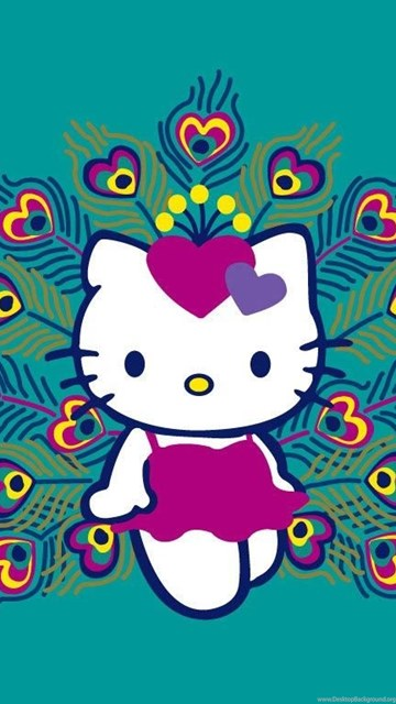 Hello Kitty Wallpapers For Pc Wallpapers Cave Desktop Background