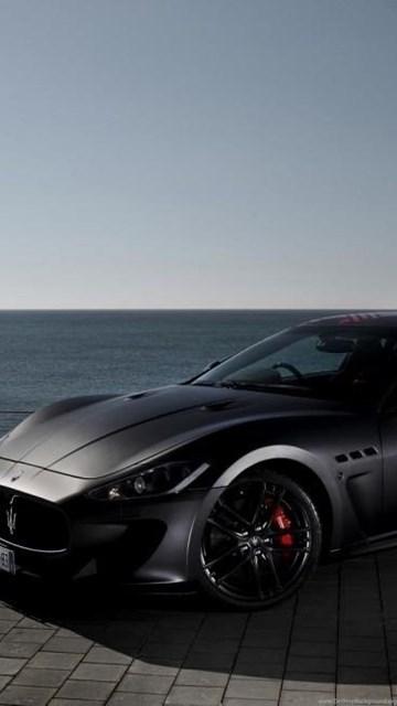 Maserati Granturismo Convertible Wallpaper Desktop Background