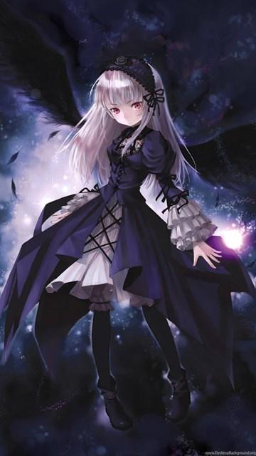 900 Wallpaper Android Anime Girl