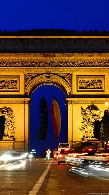 20 Arc De Triomphe Hd Wallpapers Desktop Background Images, Photos, Reviews