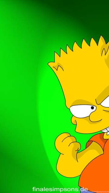 Download Wallpaper Bart Simpson Simpsons Wallpapers