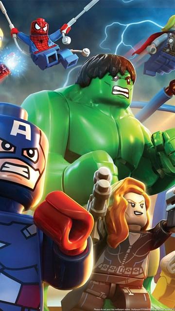 Lego Marvel Superheroes Wallpapers Desktop Background