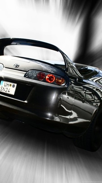 Toyota Supra Wallpapers Images Photos Pictures Pics Desktop