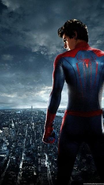 Wide Hd The Amazing Spiderman Wallpapers Desktop Background