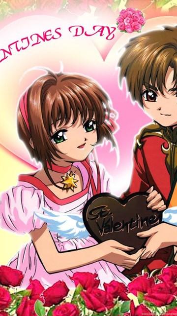 Cute Anime Couple Wallpapers Desktop Background