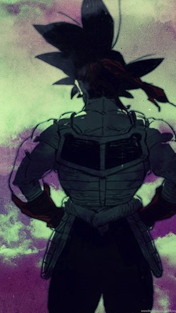 Wallpapers Bardock By Kurookamidesigns On Deviantart Desktop Background