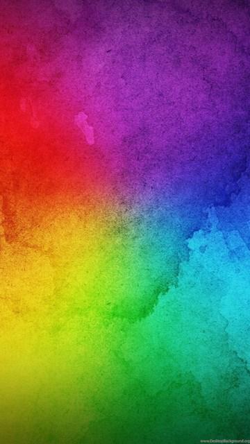 Rainbow Full Screen Hd Wallpaper Best Backgrounds Hd Free