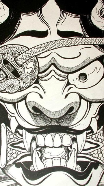 Japanese Tattoo Set Wallpapers Android Apps On Google Play