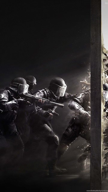 Rainbow six siege wallpaper android