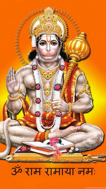 Lord Hanuman Wallpapers Desktop Background
