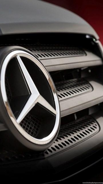 Mercedes Benz Logo High Definition Wallpapers Desktop Background