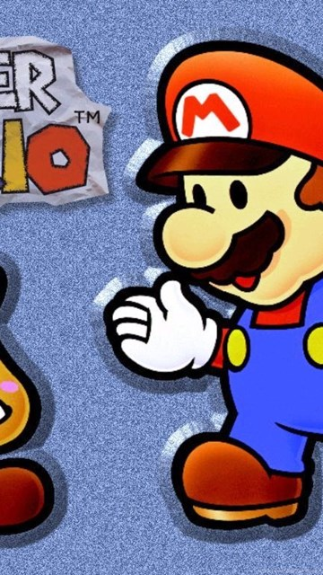 Paper Mario Wallpapers Multimedia Boo Mansion Desktop Background