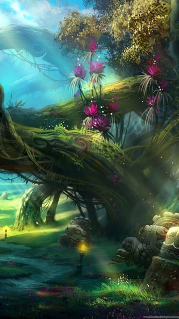 Mystical Hd Wallpapers Desktop Background
