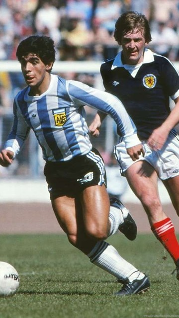 Download Diego Maradona Playing Style Wallpapers High Definition Desktop Background