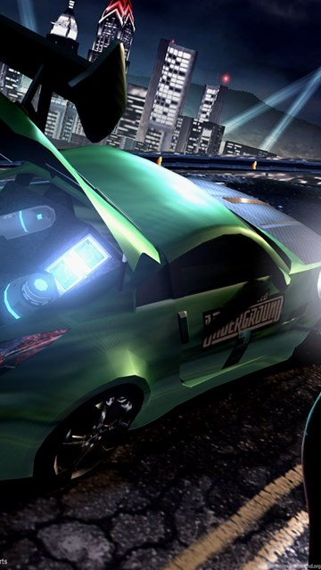 Need for Speed Underground 2 1080P Resolution - Lurycet