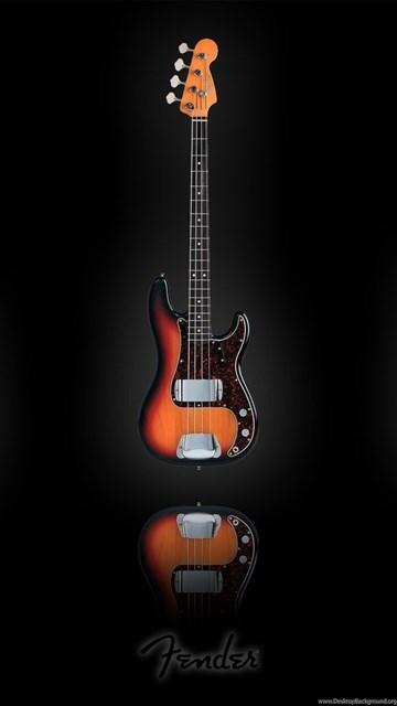 Fender Bass Guitar Wallpapers Desktop Background