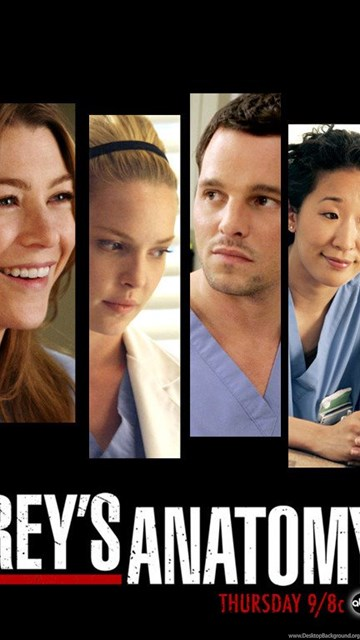 Grey\'s Anatomy Wallpapers By CityInMotion On DeviantArt Desktop ...