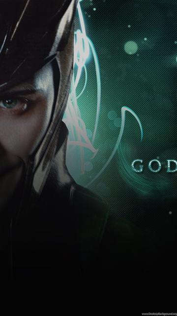 Loki God Of Mischief Wallpapers Desktop Background
