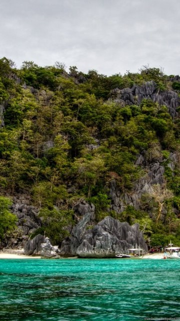 Beach Palawan Philippines Hd Desktop Wallpapers