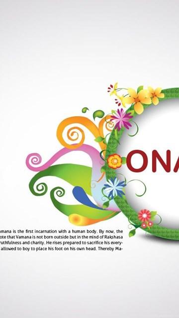 Happy Onam Greeting Wallpapers For Desktop Desktop Background