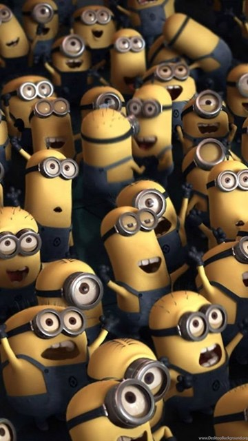 Funny Despicable Me Minions Wallpapers Hd Wallpapers ...