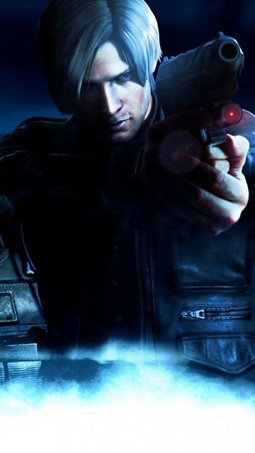 Resident Evil 6 Chris Redfield Leon Scott Kennedy Dark Wallpapers Desktop Background