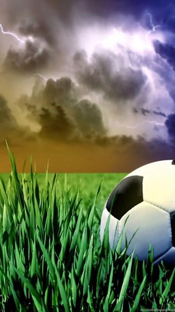 desain piala dunia sepak bola desktop background