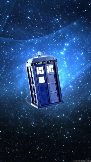 Doctor Who, The Doctor, TARDIS, Stars, TV Wallpapers HD ...