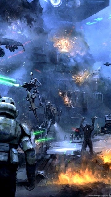 Best Star Wars Art Wallpapers Desktop Background