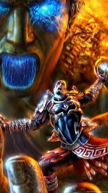 Kratos God Of War God Of Kratos War Games Hd Wallpapers Desktop